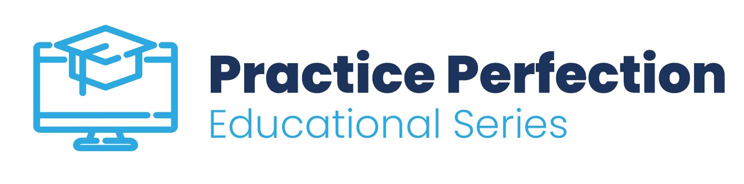 practice perfection education series logo